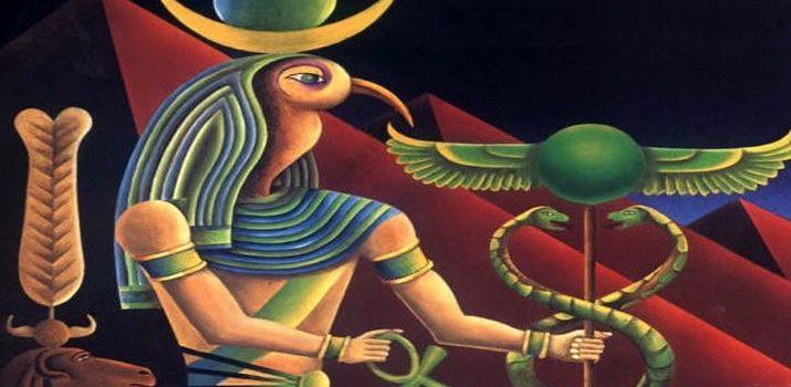 aluhti inspiratie magazine zeven principes uit Kybalion Hermes Trismegistus Thoth