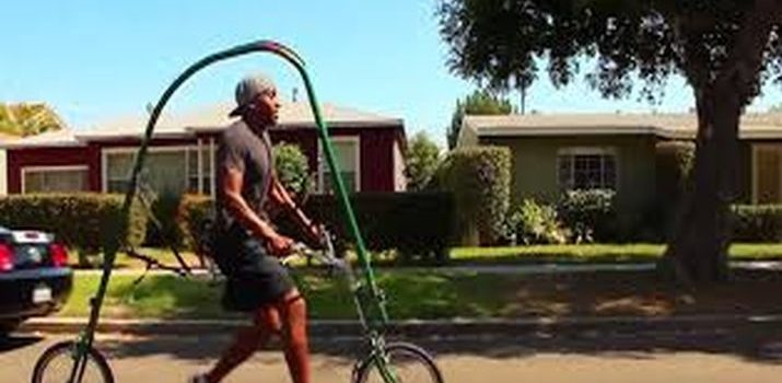 aluhti inspiratie bewegen fietsen joggen met glidecycle